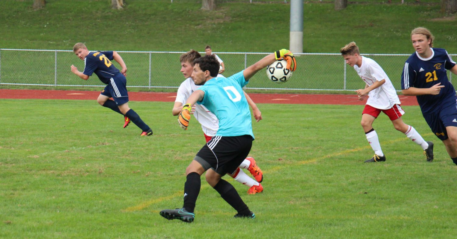 Hungry North Muskegon soccer team makes a statement by beating Whitehall