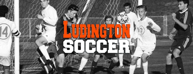 Ludington blanks Manistee in a Lakes 8 boys soccer contest