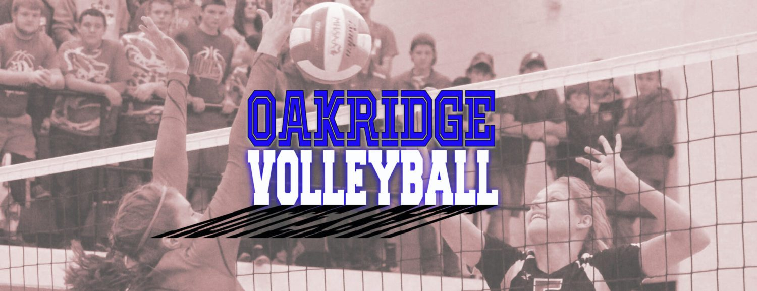 Oakridge volleyball team beats Mason County Central for first league win