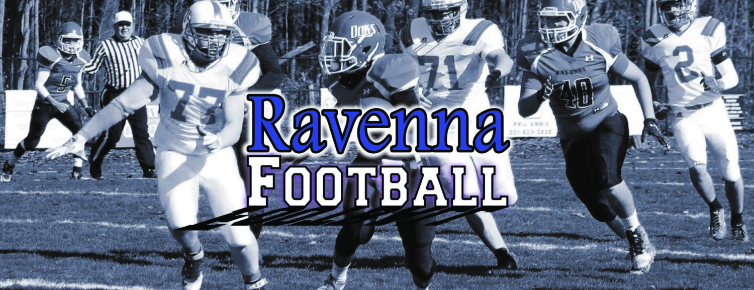 Kyle Beebe runs for four TDs, passes for two as Ravenna pounds Hart 55-8 in a conference matchup
