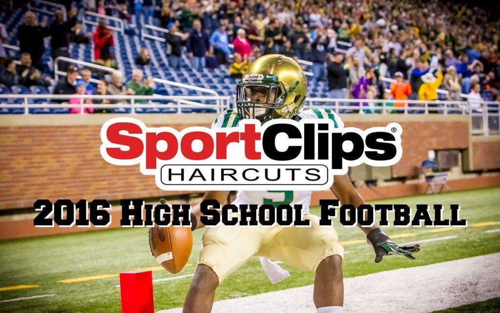 Sport Clips 2016 football ad