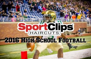 Sport Clips 2016 football ad