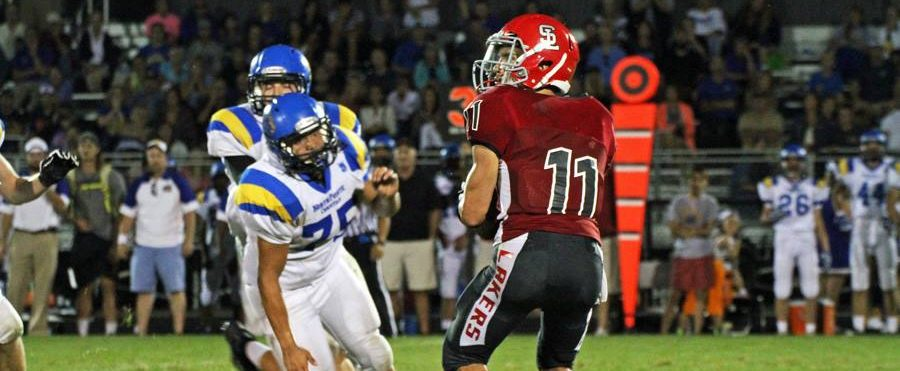 Spring Lake loses huge lead, falls to Grand Rapids NorthPointe Christian 28-27