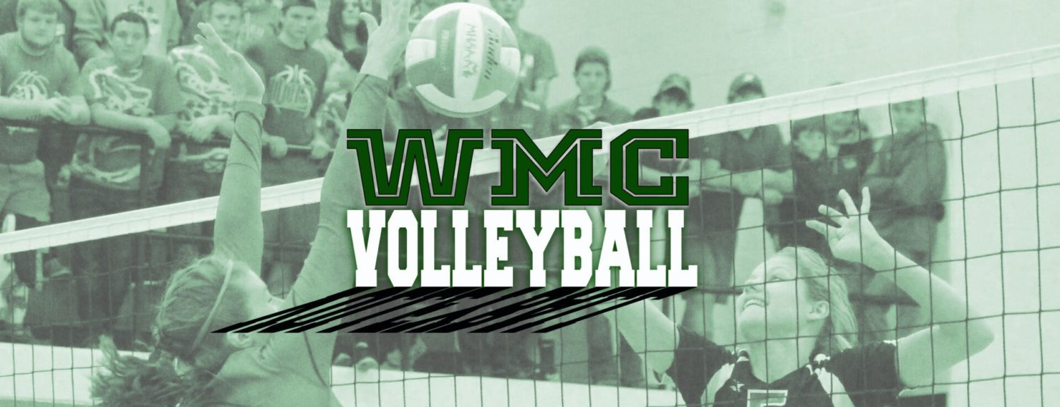 WMC volleyball team finishes regular season strong, goes 2-0 in tri-match