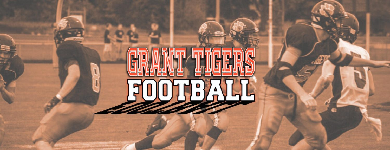 Grant races to an early lead and claims a 49-6 opening night win over Shelby