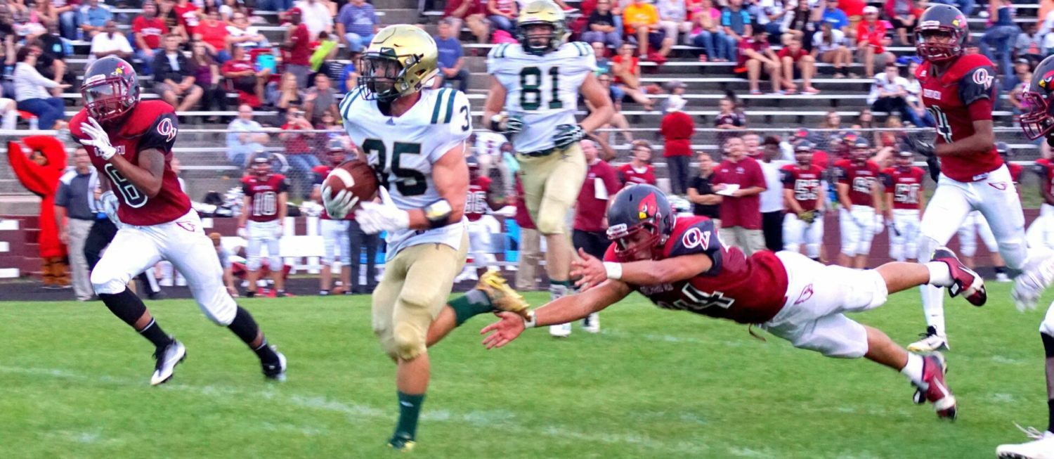 Muskegon Catholic continues to roll with a 42-0 victory over Orchard View