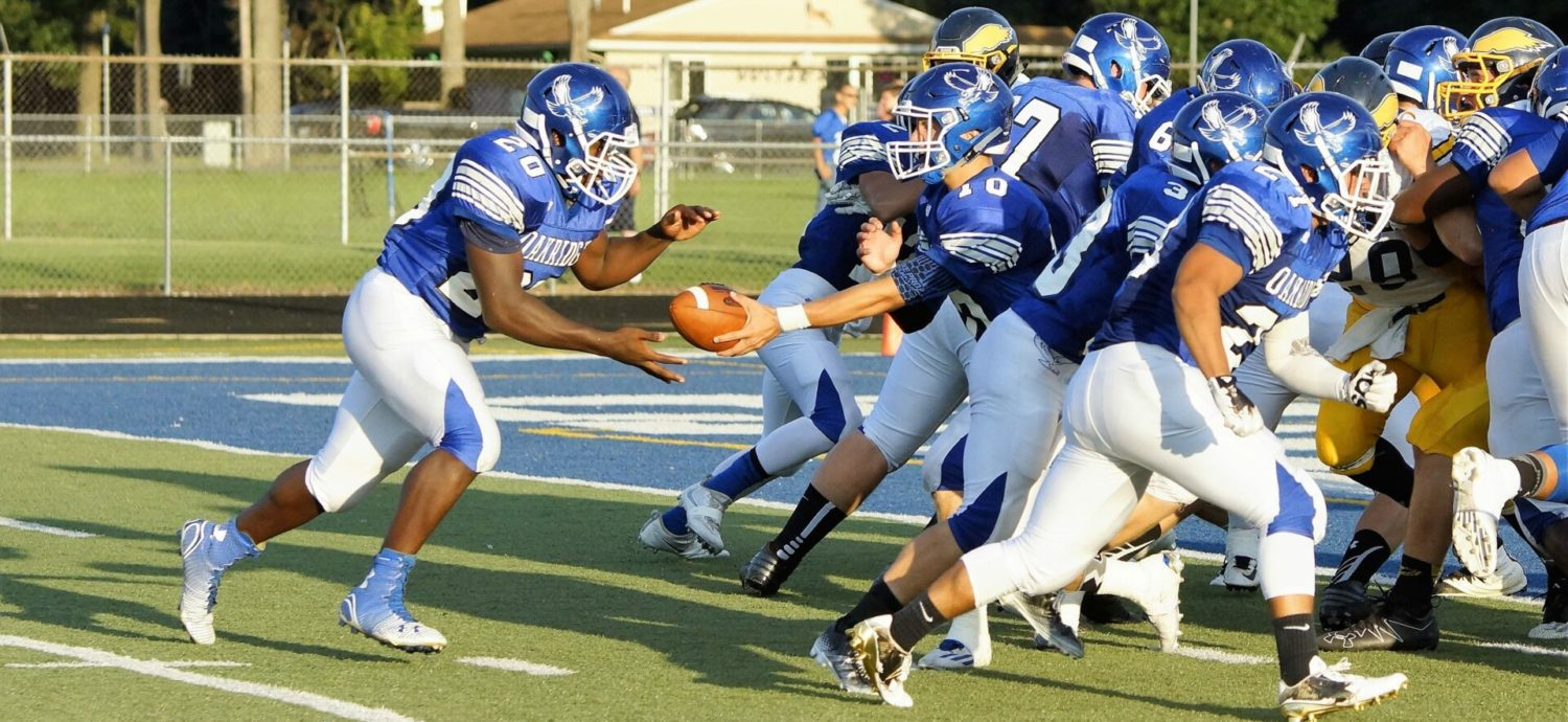 Oakridge uses all of its weapons to claim a 29-14 win over North Muskegon