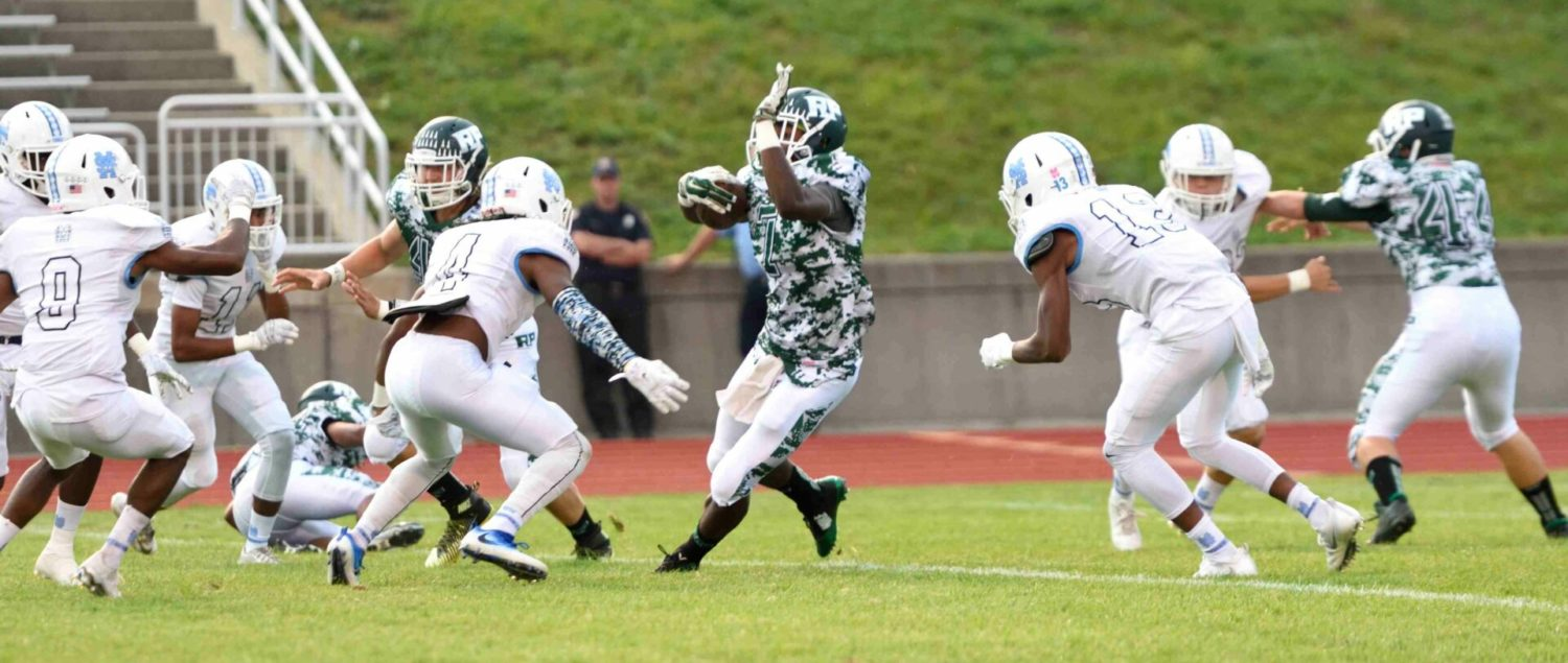 [VIDEO] Highlights from Reeths-Puffer's football win over Mona Shores in Week 4