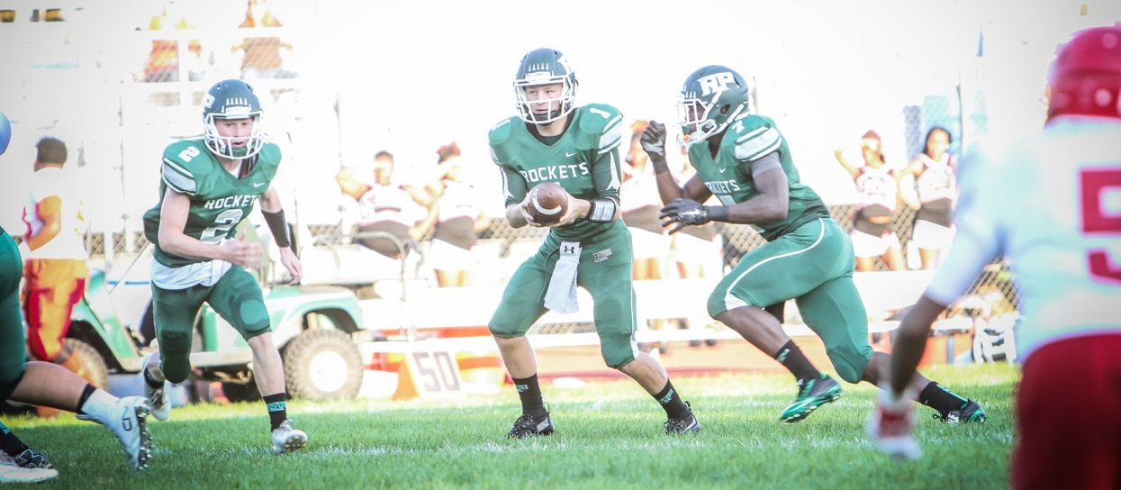 Reeths-Puffer finally gets an easy game, blasts Grand Rapids Union 56-16