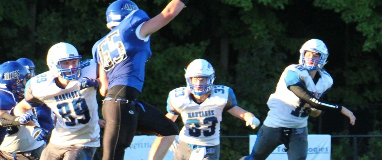 [VIDEO] highlights of Montague's Week 2 football matchup at Ravenna