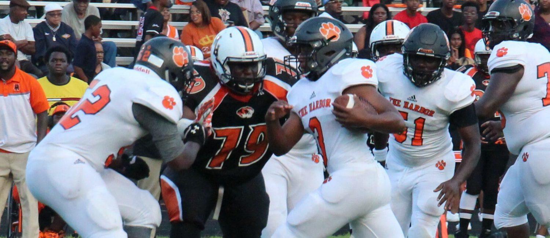 Benton Harbor plows past Muskegon Heights in non-league football
