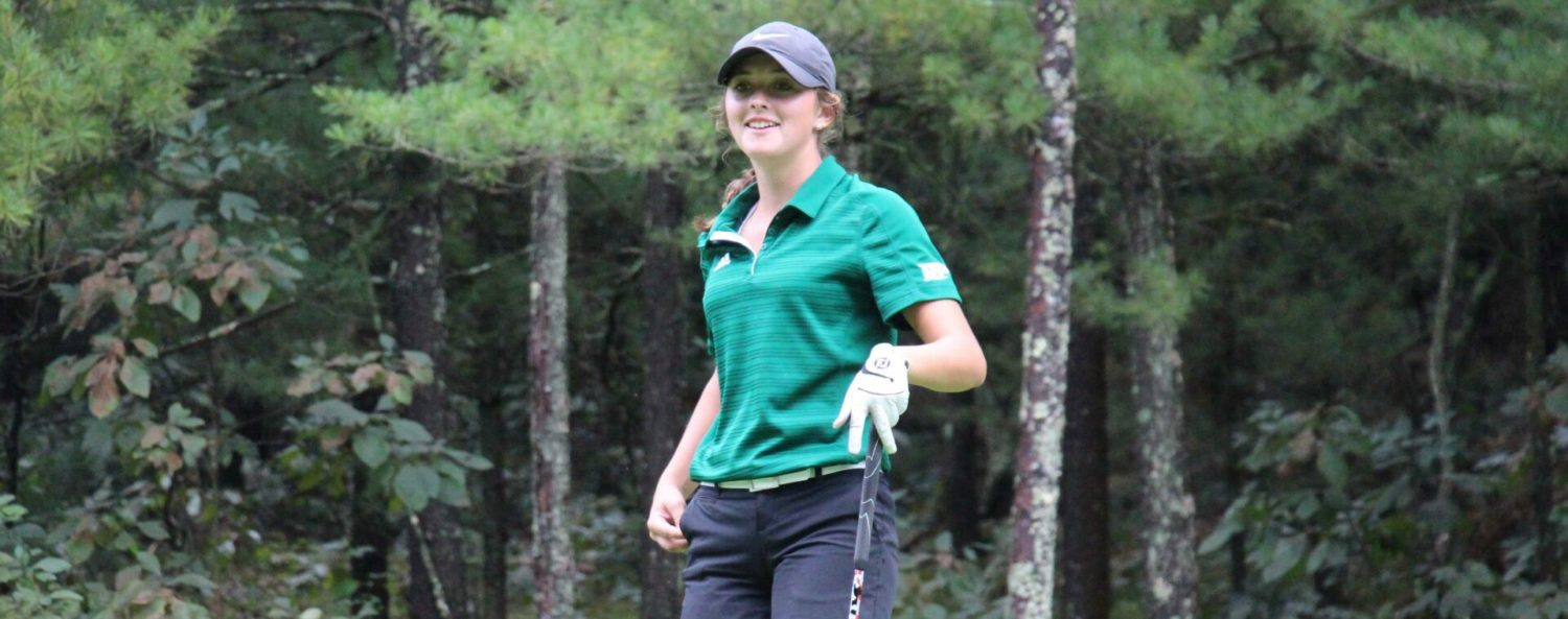 Young state golf champ Karina VanDuinen determined to brush off high expectations