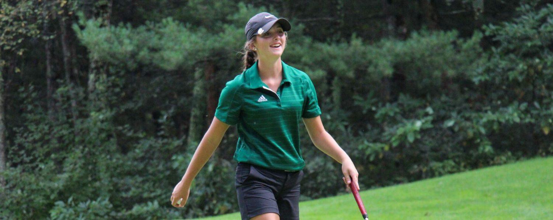 Reeths-Puffer girls golf team dethrones Mona Shores, wins city tournament