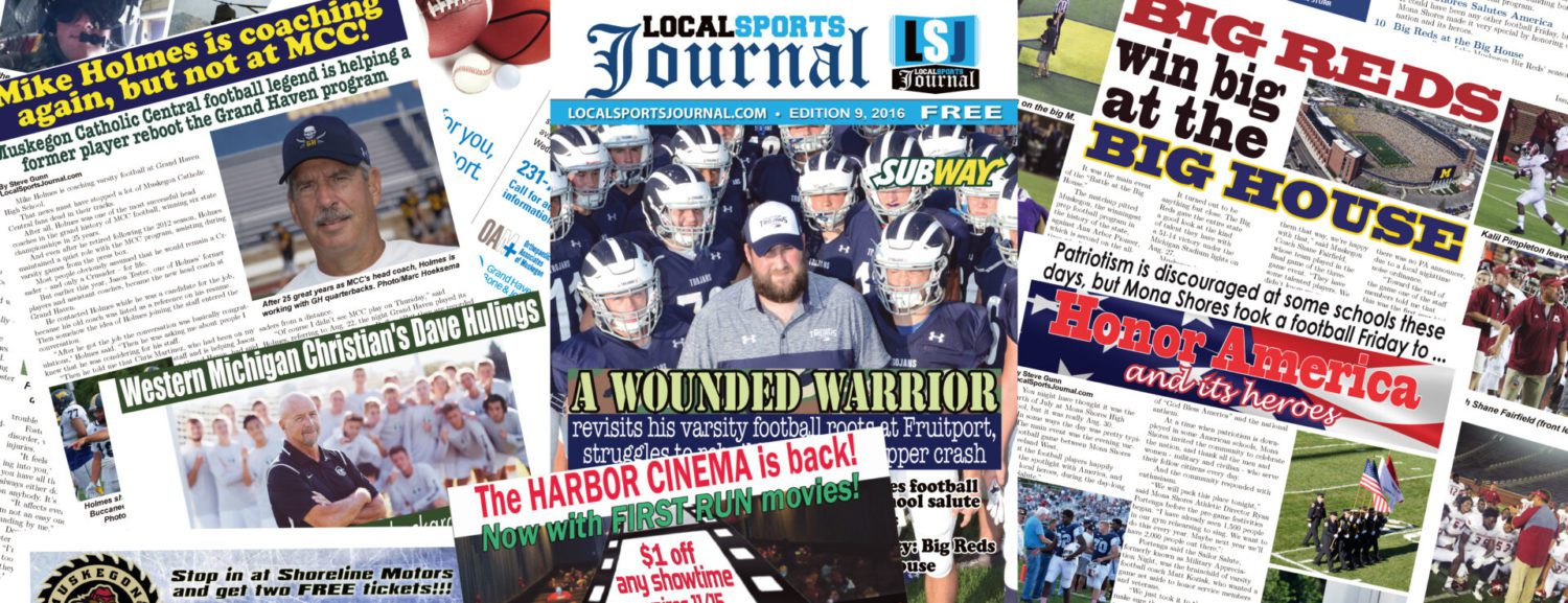 Pick up your free copy of the new edition of the Local Sports Journal magazine today