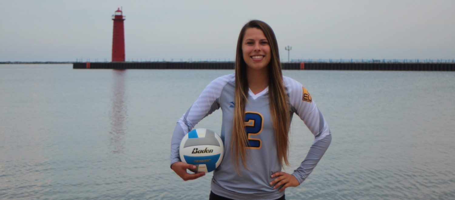 MCC volleyball's Lindsey Jacobs named national Division 2 Player of the Week