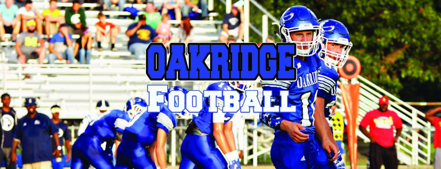 Leroy Quinn leads Oakridge ground attack in win over Shelby
