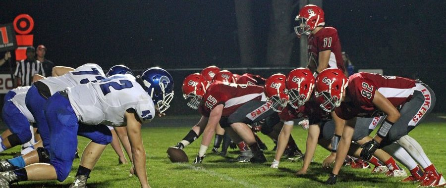 Spring Lake football team comes up short against Sparta, 34-7