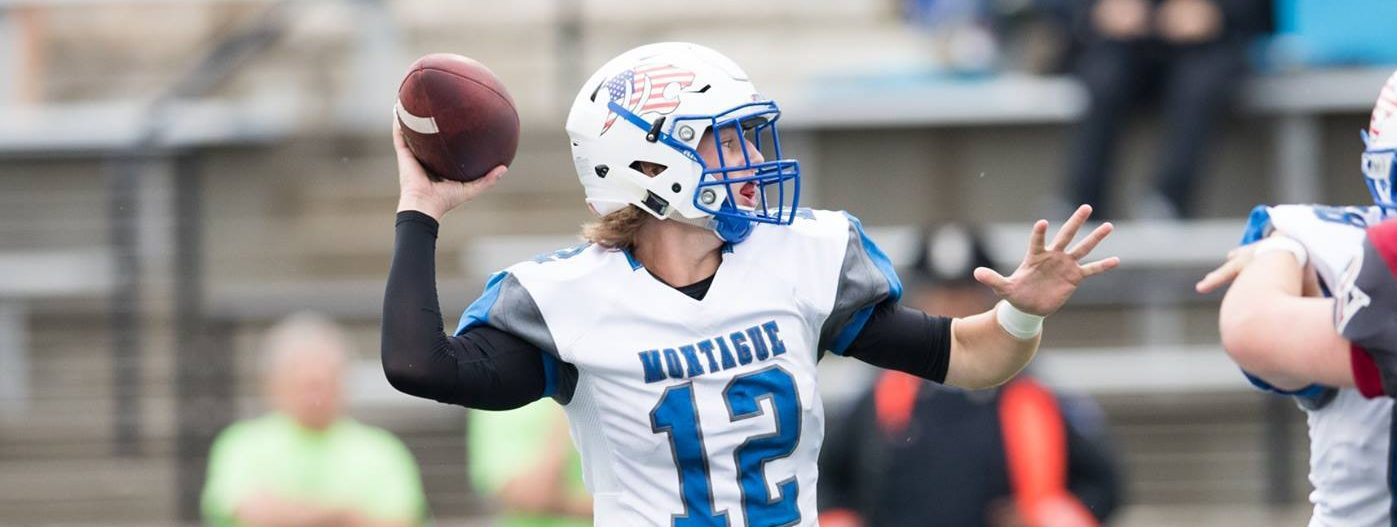 Montague hasn't skipped a beat with new QB Dylan Stever calling the signals