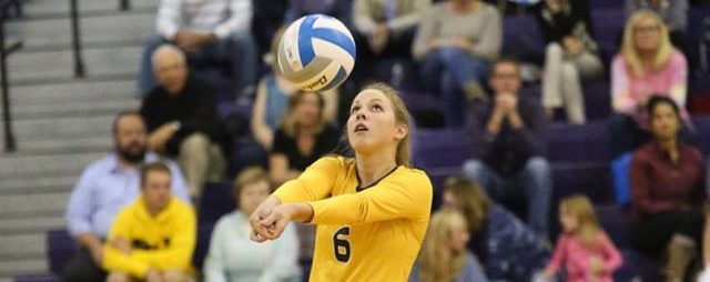 Grand Haven grabs early lead, then drops three straight sets and match to Caledonia