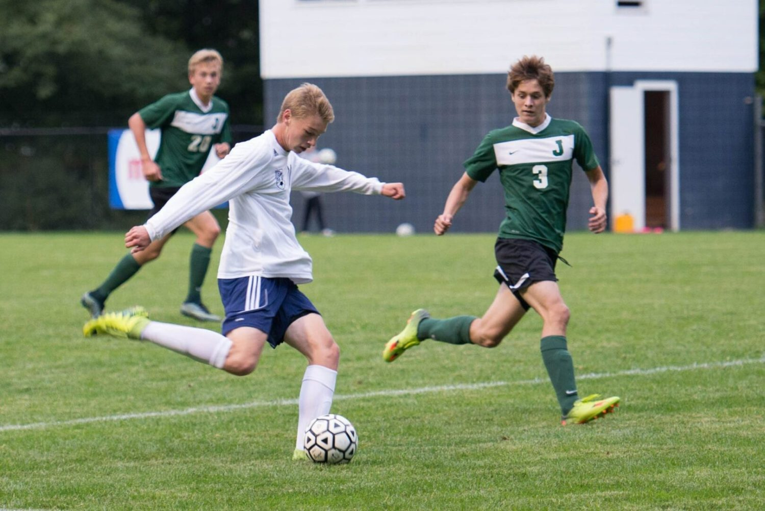 Fruitport's latest big scorer, Zack Shane, ready to lead his team into districts