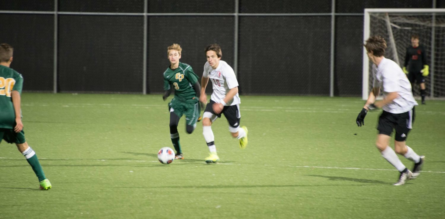 Spring Lake soccer team boots Comstock Park, wins league title