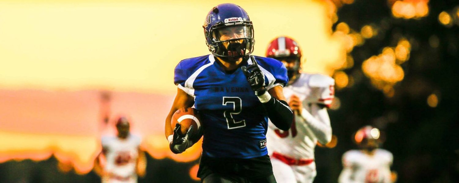 Thompson, Ravenna reaping the rewards of their adjustments on the football field