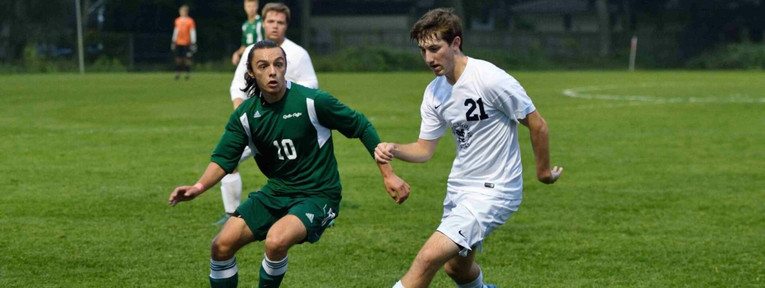 Fox scores twice, helping Reeths-Puffer complete soccer sweep of Mona Shores