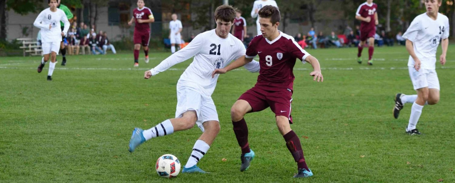 Young Mona Shores soccer team ends season with loss to Grandville