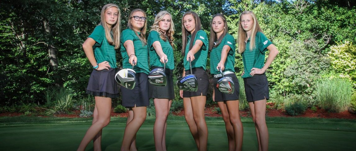 Reeths-Puffer girls golf team hoping to stay hot in Thursday's regionals