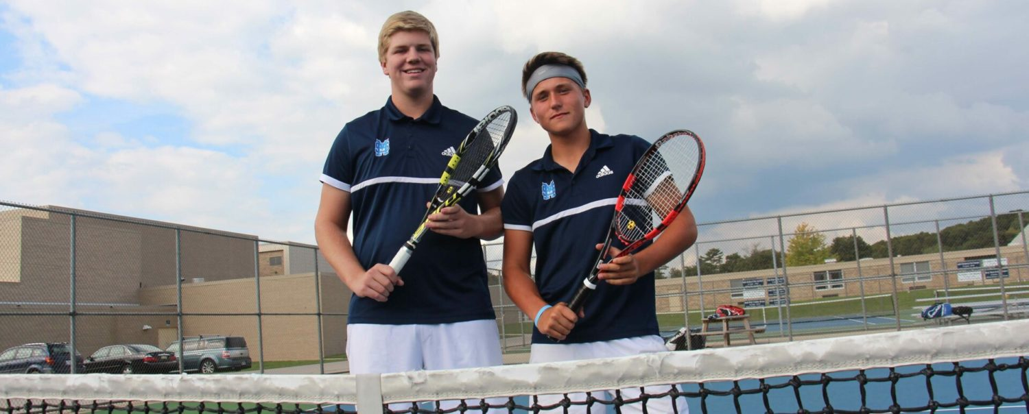 Reunited doubles team of DeBruin, Gossett hungry for another regional crown