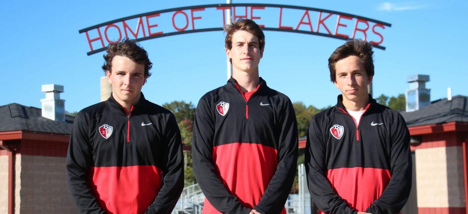 Constantine, Zietlow and Debien leading Spring Lake soccer to another big season