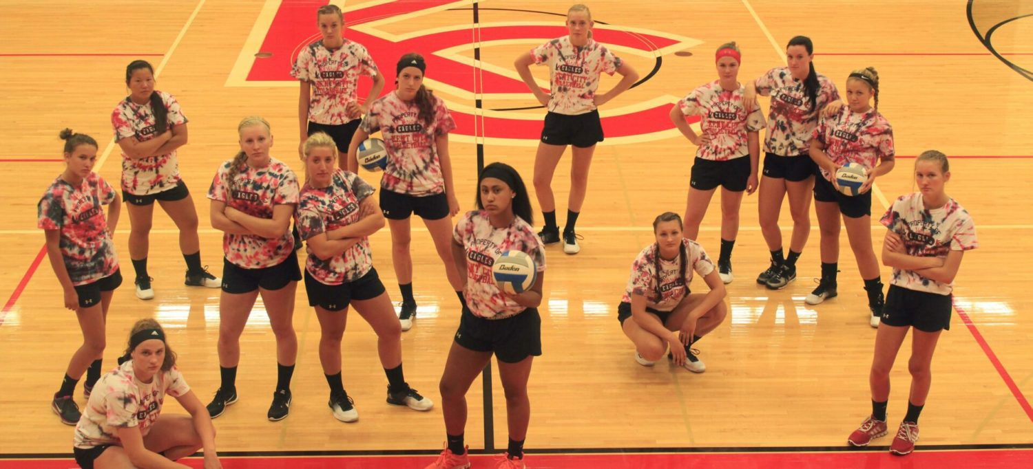 Kent City volleyball team driven by 2015 district finals disappointment