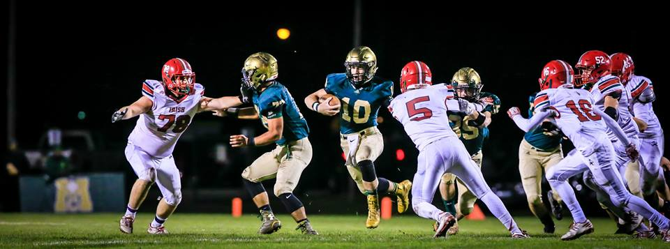 Muskegon Catholic prepared for another tough playoff contest against Frankfort