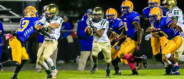 Muskegon Catholic completes perfect regular season by downing Redford Union