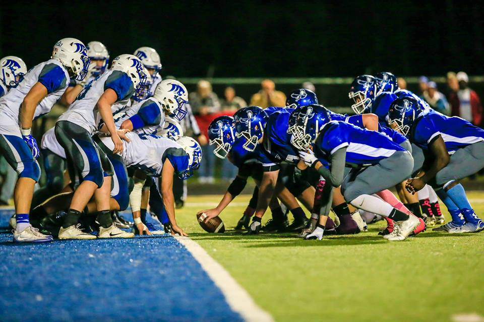 A huge rally gives Oakridge a 31-28 win over Montague and a conference title