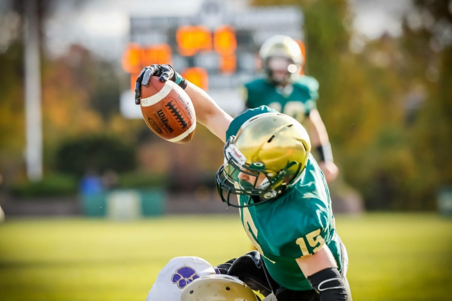 Crusaders ready for state football semifinal rematch against St. Ignace