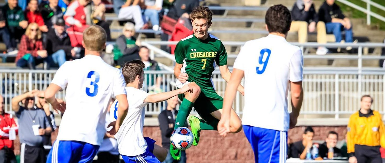Muskegon Catholic's miracle run ends with a 3-0 loss in the Division 4 state soccer finals
