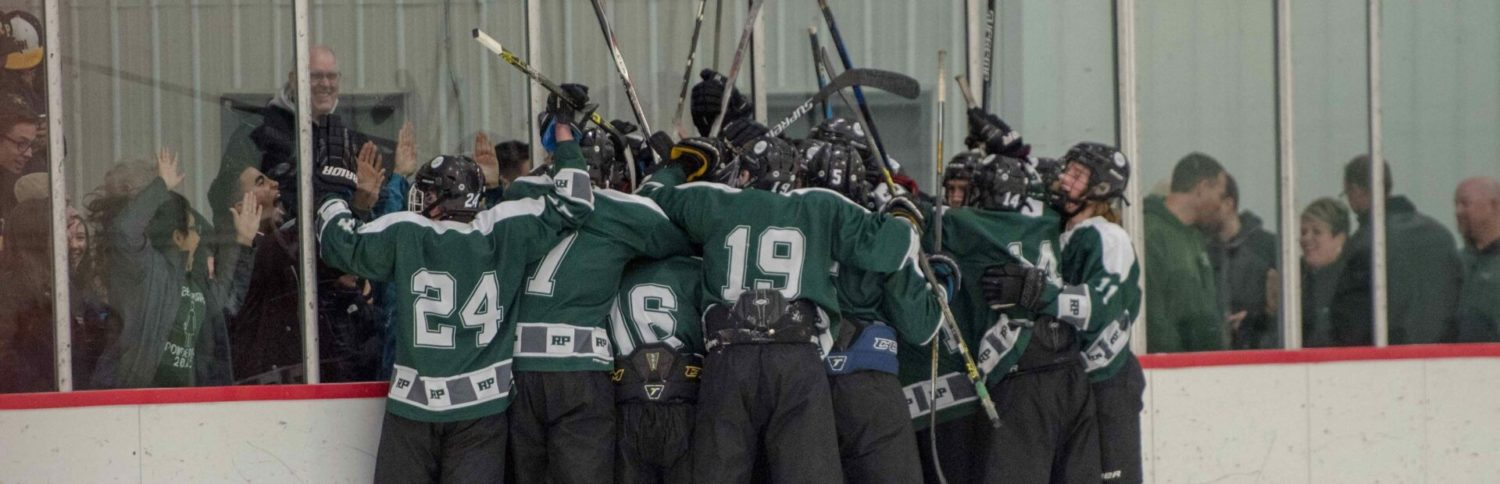 Reeths-Puffer hockey team wins sixth straight with OT win over Mona Shores