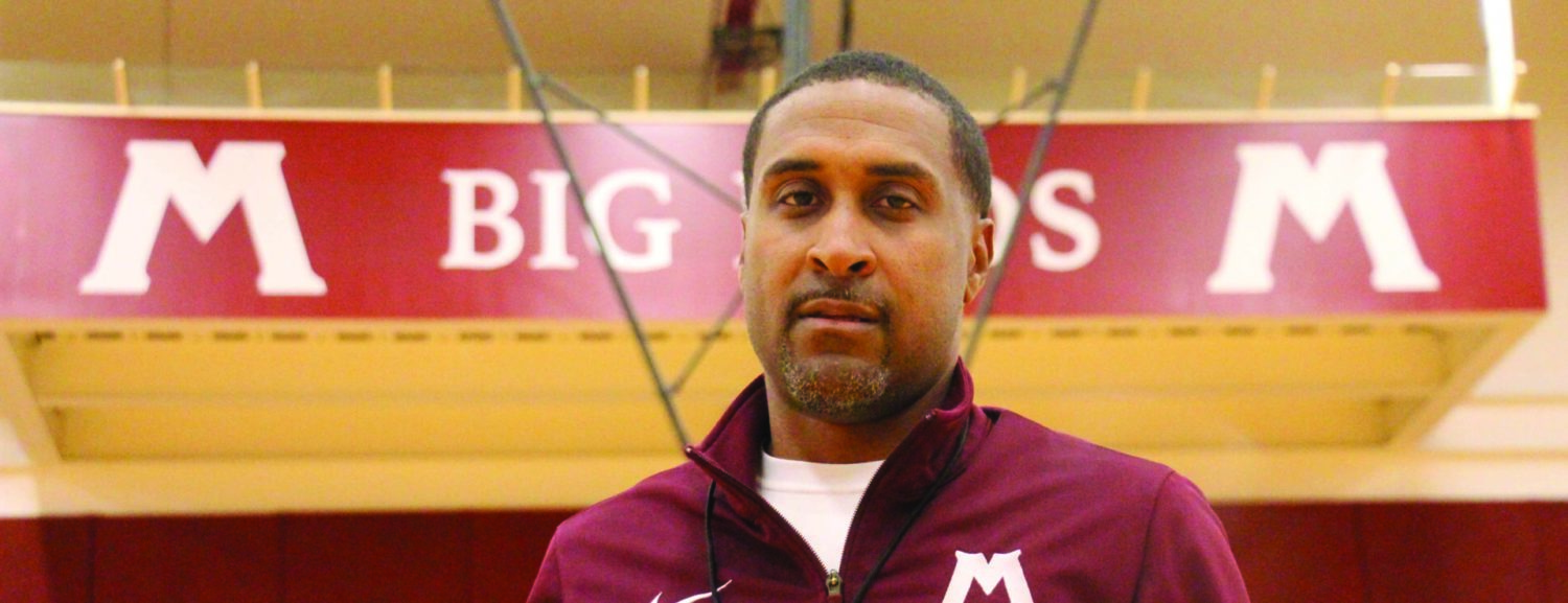 Muskegon's Keith Guy: A coach who pushes, cares … and wins