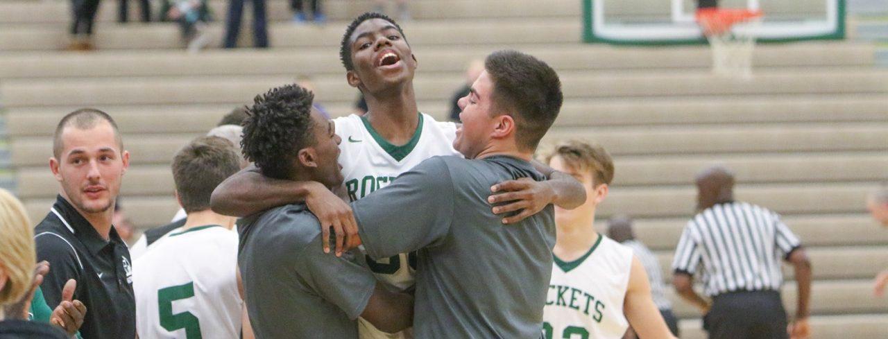Reeths-Puffer boys basketball team beats Greenville, snaps 35-game losing streak