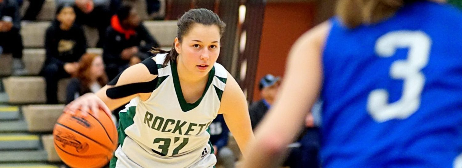 Reeths-Puffer girls show signs of heating up with an impressive win over Oakridge