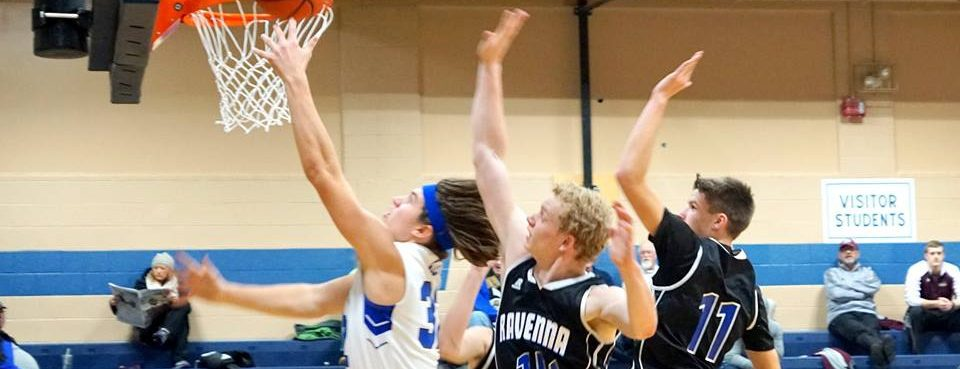 Senior-strong Montague makes a statement with a big win over Ravenna
