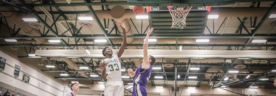 After 35 games, and nearly two years, the R-P boys basketball team tastes victory