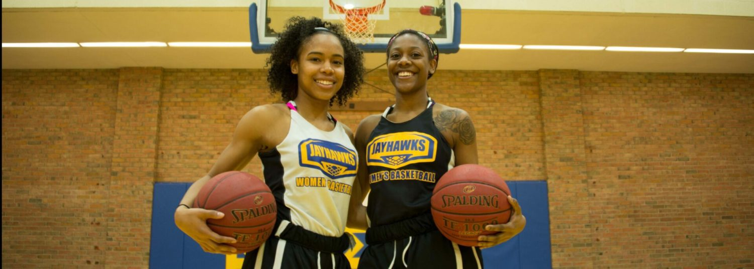 Cousins Camaryia, Kalisa Williams pacing MCC women to a great start on the court