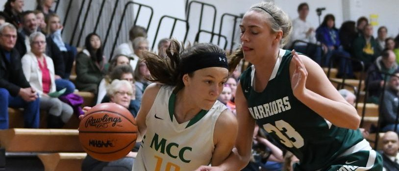 Photos from WMC's girls basketball win over Muskegon Catholic on Friday