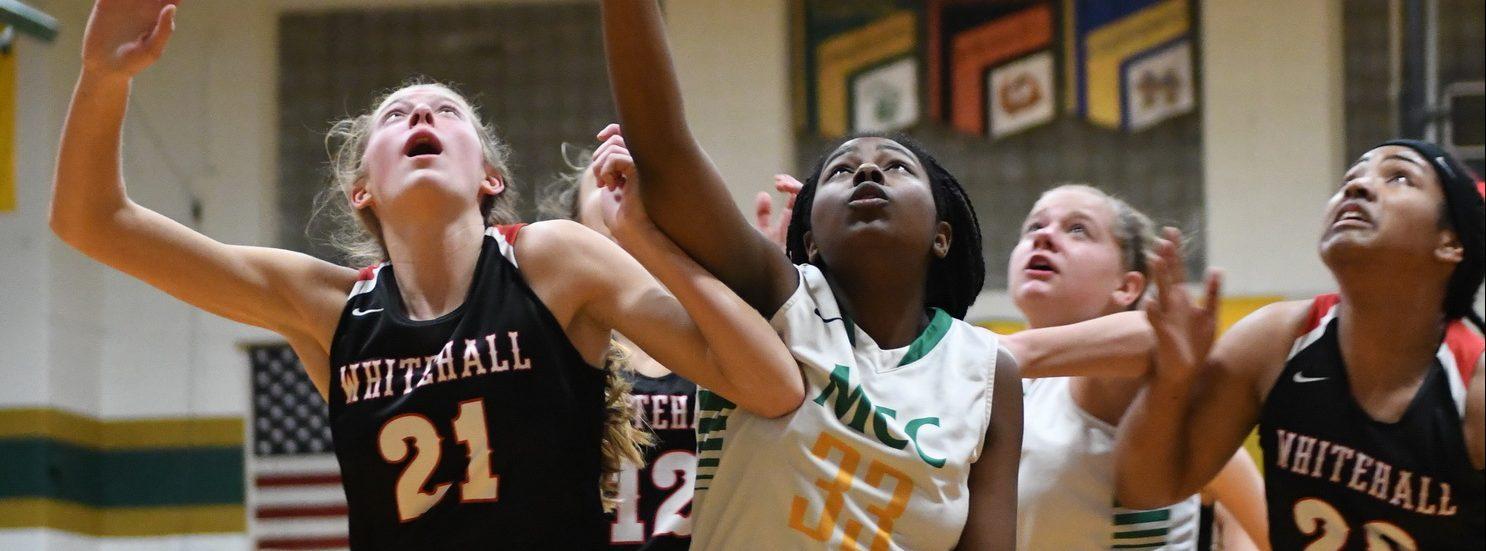 SPORT CLIPS PHOTO GALLERY: Whitehall's girls basketball team tops MCC