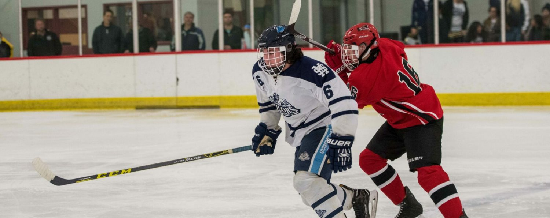 Mona Shores hockey team downs East Kentwood 4-2 in Konrad tournament semis