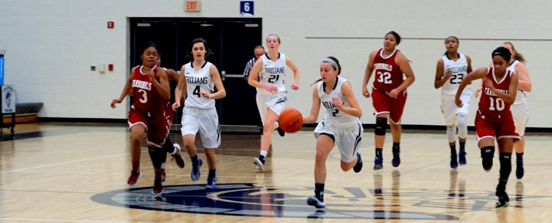 Iyana Brown scores a season-high 23, Fruitport girls down Orchard View 58-34