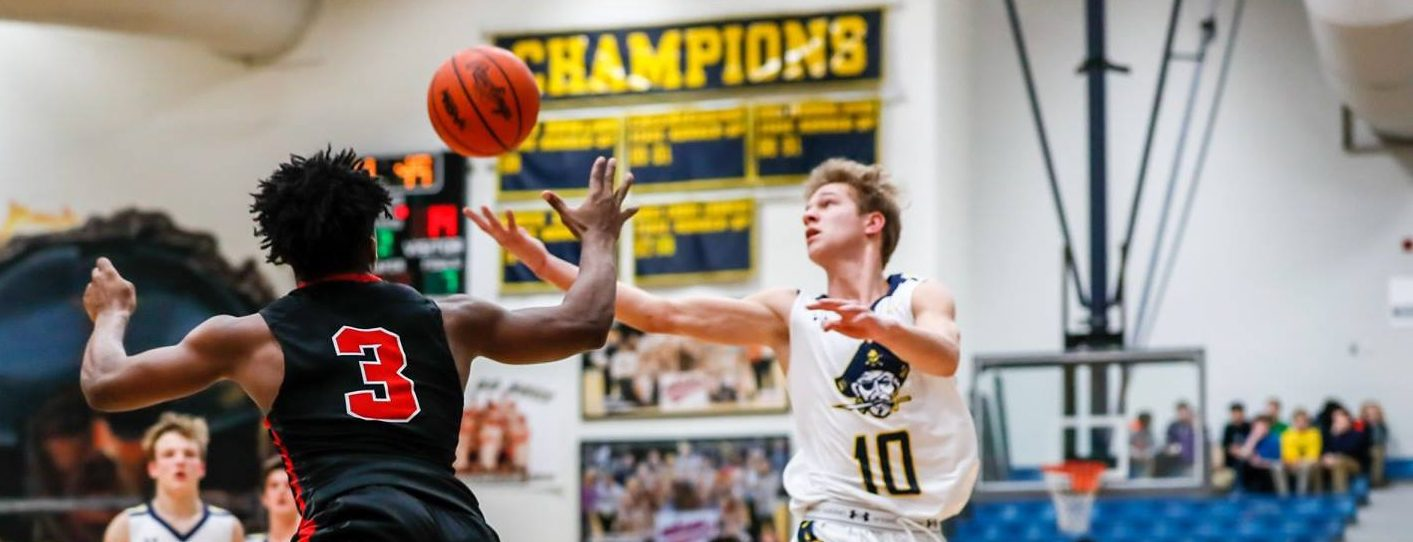 Grand Haven boys lose early lead, fall to East Kentwood 63-54 in O-K Red game