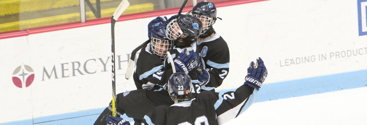 Mona Shores hockey team gets even with a 6-1 win over Reeths-Puffer